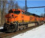 BNSF 5989 on K038